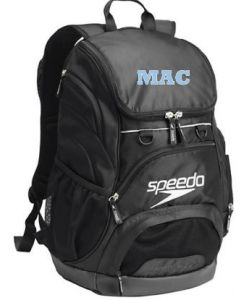 MAC Speedo Teamster Backpack w/ Logo