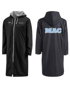 MAC Speedo Team Parka w/ Back Logo