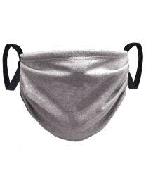 Dolfin Youth Pleated Knit Fabric Reusable Mask