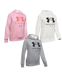 UA Women's Rival Fleece Swim Hoodie
